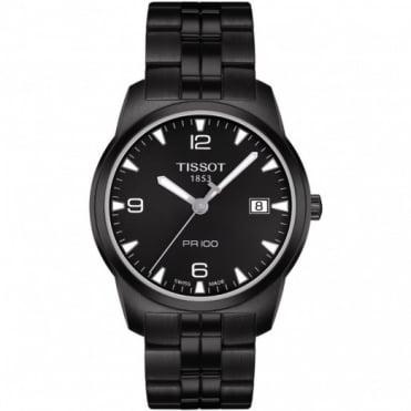 Tissot Gents S/Steel T-Classic PR100 Watch T0494103305700