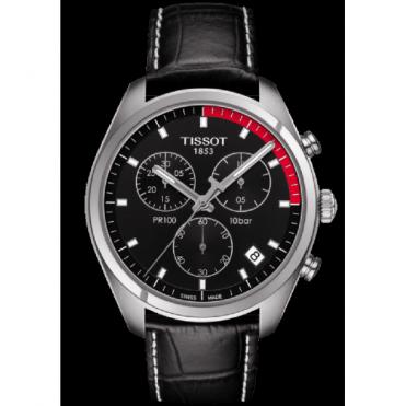 Tissot Gents S/Steel T-Classic PR100 Watch T1014171605100