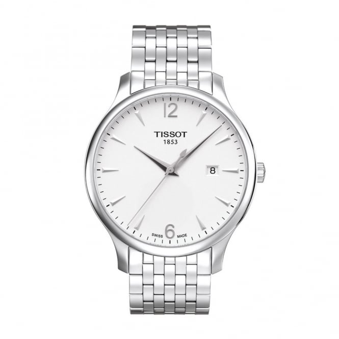 Gents S/Steel T-Classic Tradition Watch T0636101103700