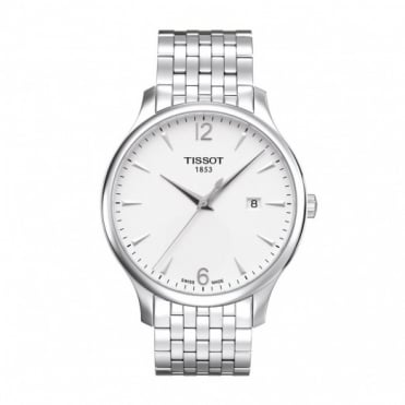 Tissot Gents S/Steel T-Classic Tradition Watch T0636101103700