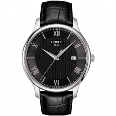 Tissot Gents S/Steel T-Classic Tradition Watch T0636101605800