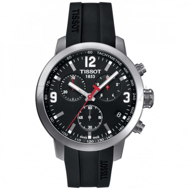 Gents S/Steel T-Sport PRC200 Watch T055.417.17.057.00