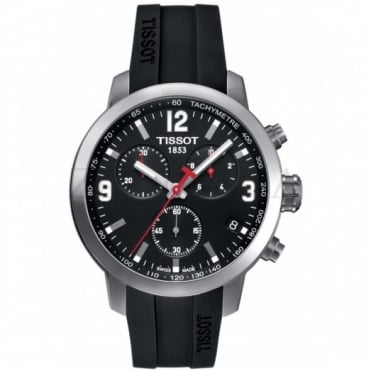 Tissot Gents S/Steel T-Sport PRC200 Watch T055.417.17.057.00