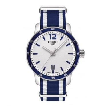 Tissot Gents S/Steel T-Sport Quickster Watch T095.410.17.037.01