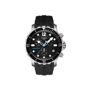 Tissot Gents S/Steel T-Sport Seastar Chronograph Watch T066.417.17.057.00