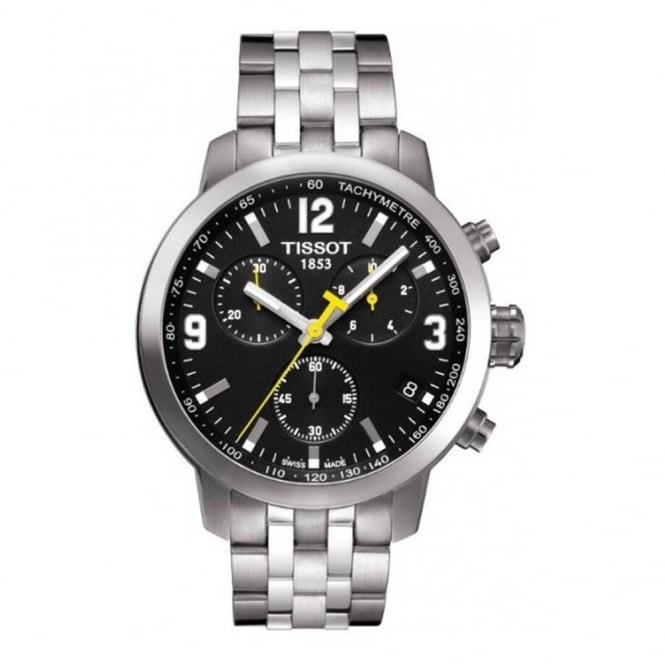 Gents S/Steel T-Sport V8 Watch T039.417.11.057.02