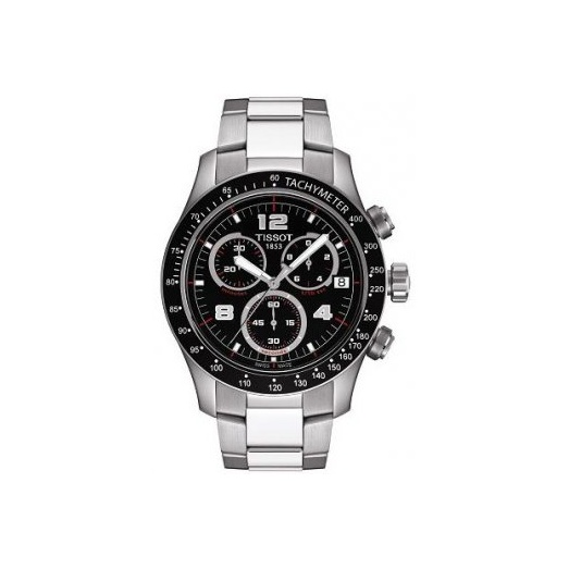 Gents S/Steel T-Sport V8 Watch T039.417.11.057.00