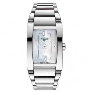 Tissot Ladies' S/Steel Generosi-T Watch T1053091111600