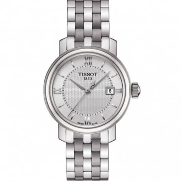 Tissot Ladies S/Steel T-Classic Bridgeport Watch T097.010.11.038.00