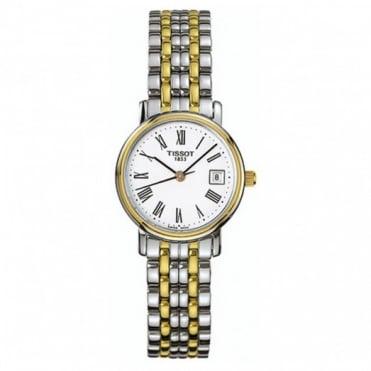 Tissot Ladies S/Steel T-Classic Desire Watch T52.2.281.13