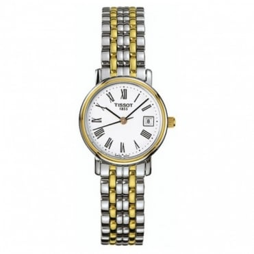 Tissot Ladies S/Steel T-Classic Desire Watch T52228113