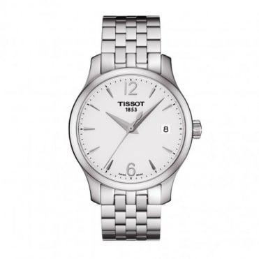 Tissot Ladies S/Steel T-Classic Tradition Watch T063.210.11.037.00
