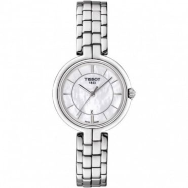 Tissot Ladies S/Steel T-Trend Flamingo Watch T094.210.11.111.00