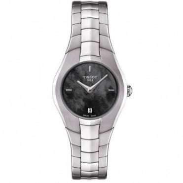 Tissot Ladies S/Steel T-Trend T-Round Watch T096.009.11.121.00