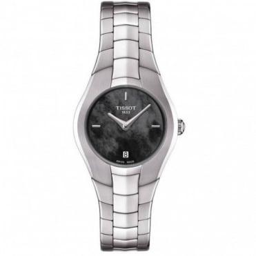 Tissot Ladies S/Steel T-Trend T-Round Watch T096.009.11.121.00