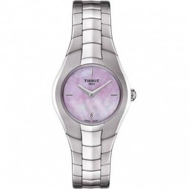 Tissot Ladies S/Steel T-Trend T-Round Watch T0960091115100