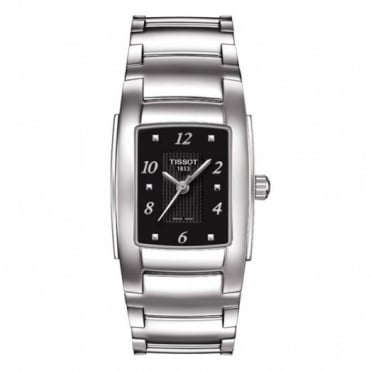 Tissot Ladies S/Steel T-Trend T10 Watch T073.310.11.057.00