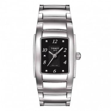 Tissot Ladies S/Steel T-Trend T10 Watch T073.310.11.057.00