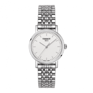 Tissot Ladies' Stainless Steel Everytime Watch T1092101103100