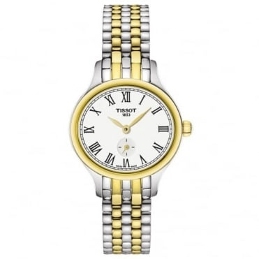 Tissot Ladies' Two Tone Bella Ora Watch T1031102203300