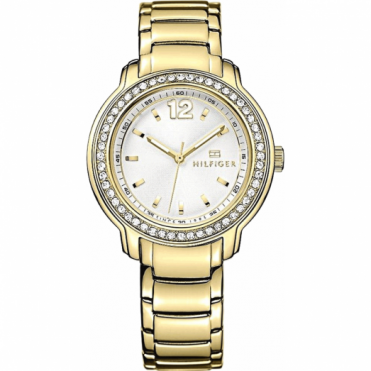 Tommy Hilfiger Ladies' Gold Plated Callie Watch 1781467