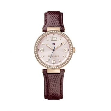 Tommy Hilfiger Ladies' Rose Gold Plated Lynn Watch 1781588