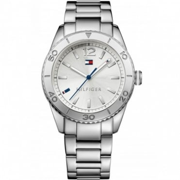 Tommy Hilfiger Ladies' Stainless Steel Ritz Watch 1781267