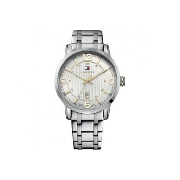 Tommy Hilfiger Men's S/Steel George Watch 1710344