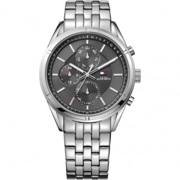 Tommy Hilfiger Men's Stainless Steel Charlie Watch 1791130