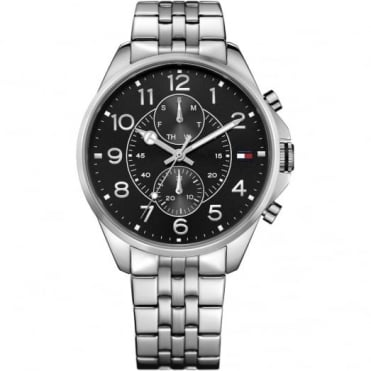 Tommy Hilfiger Men's Stainless Steel Dean Watch 1791276