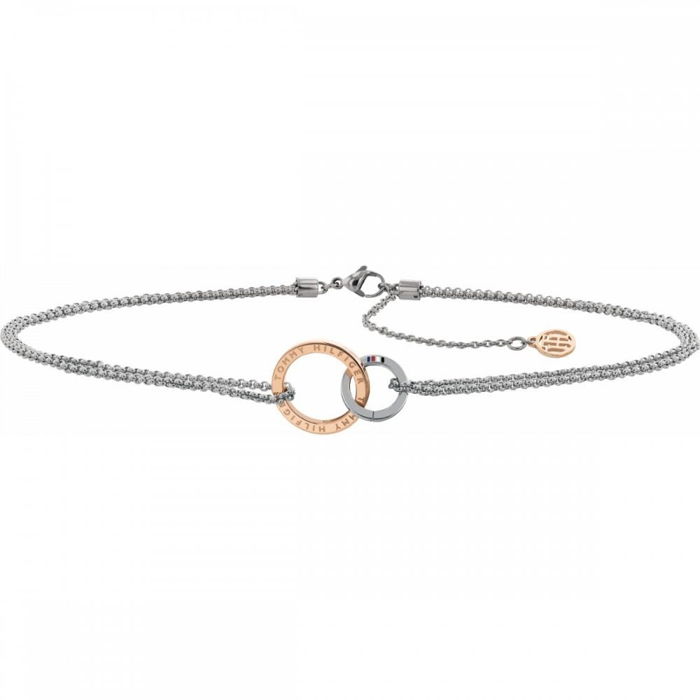 Tommy Hilfiger 2780016 Chain Choker Necklace
