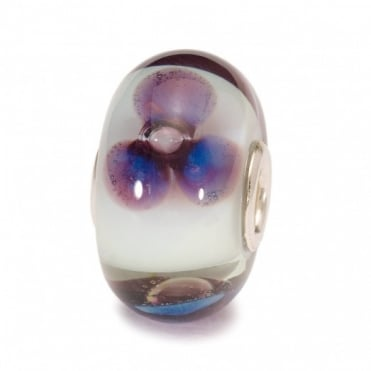 Trollbeads Antique Flower Glass Bead 61379