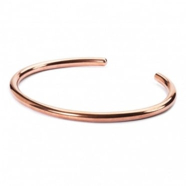 Trollbeads Copper Small Bangle CU15402