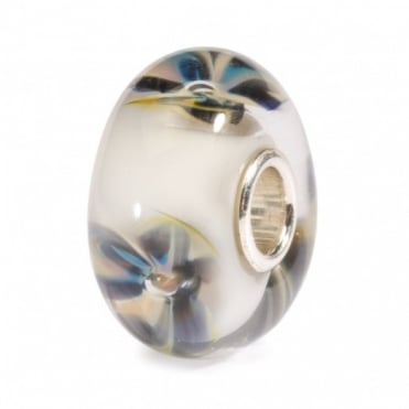 Trollbeads Desert Flower Glass Bead 61387