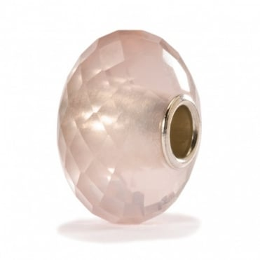 Trollbeads Rose Quartz Bead 80101