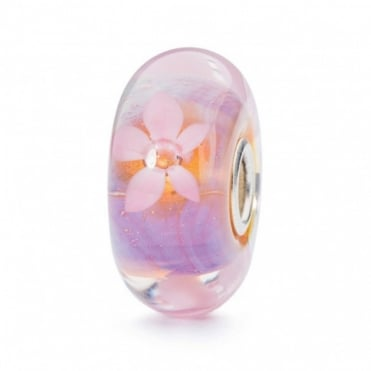 Trollbeads Sea Anemone Glass Bead 61505