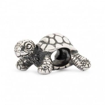 Trollbeads Silver African Tortoise Bead 11293