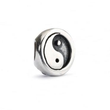 Trollbeads Silver Yin Yang Floating Bead TAGBE-20138