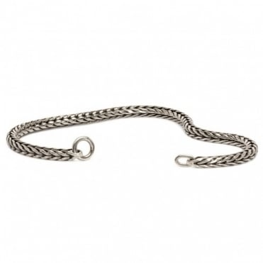Sterling Silver Bracelet - Without Lock - 15219
