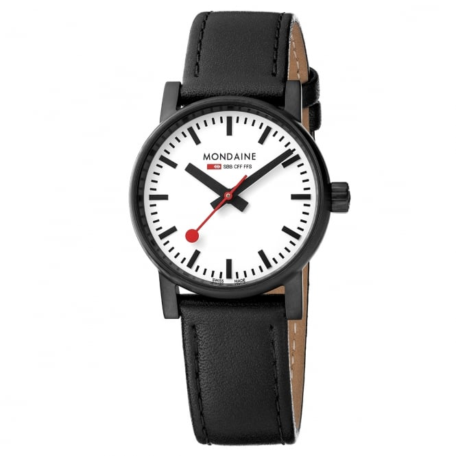 Unisex Black PVD evo2 Big Watch MSE.30111.LB