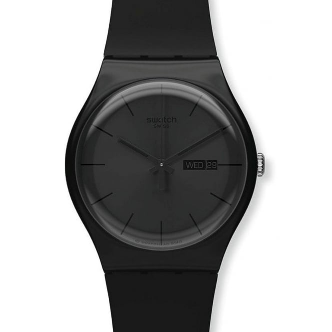 Unisex Black Rebel Watch SUOB702