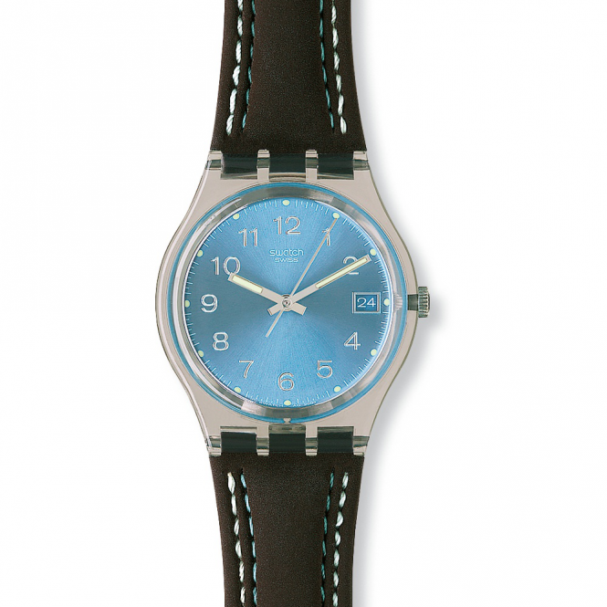 Unisex Blue Choco Watch GM415