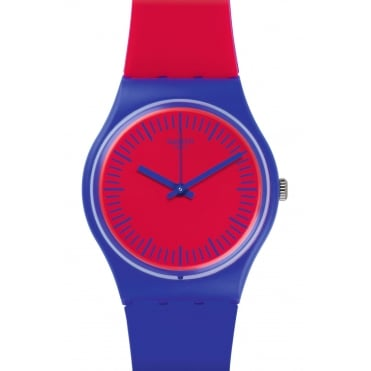 Unisex Blue Loop Watch GS148