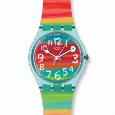 Unisex Color The Sky Watch GS124