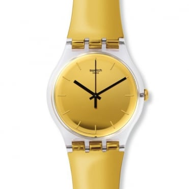 Unisex New Gent Goldenall Watch SUOK120