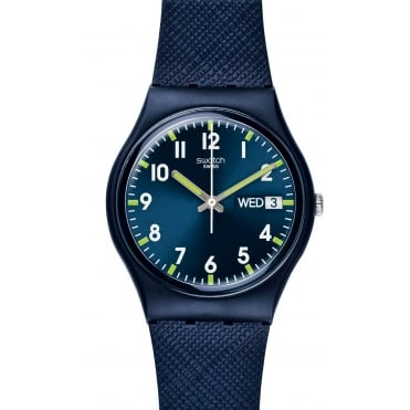 Unisex Original Gent - Sir Blue Watch GN718