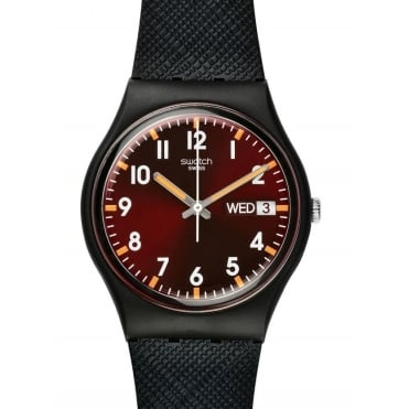 Unisex Original Gent - Sir Red Watch GB753