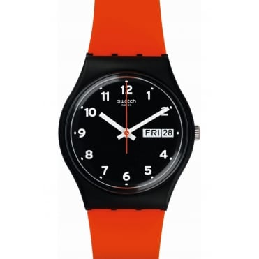 Unisex Red Grin Watch GB754