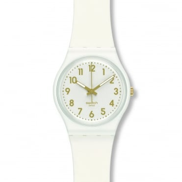 Unisex White Bishop Watch GW164