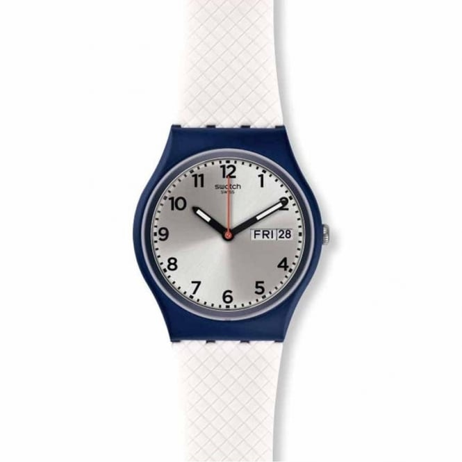 Unisex White Delight Watch GN720